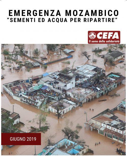 È ancora emergenza in Mozambico!