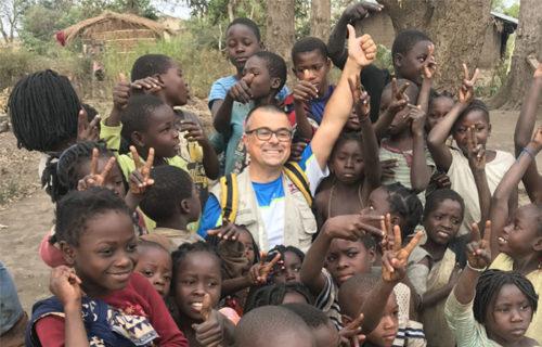 Un granello di speranza in un continente gigantesco