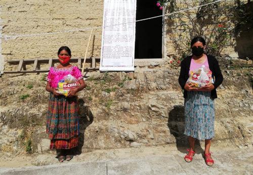 IN GUATEMALA L'EMERGENZA CONTINUA