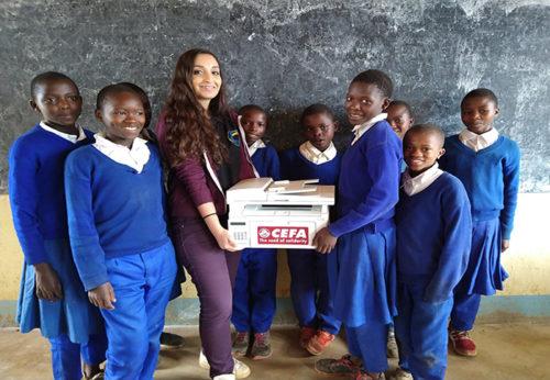 In Tanzania per illuminare il futuro