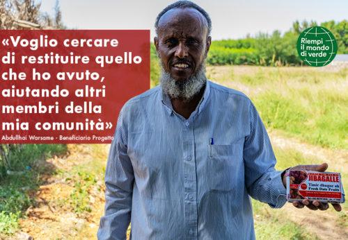 RIEMPI IL MONDO DI VERDE: STORIE DI DATTERI DALLA SOMALIA