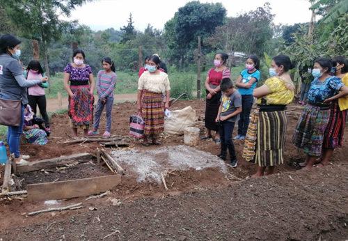 Guatemala, continua la lotta contro la malnutrizione