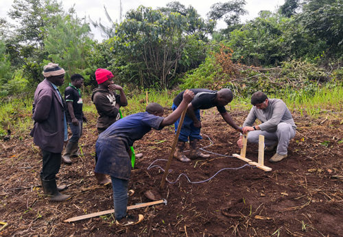 In Tanzania nuovi sistemi di irrigazione grazie all'energia