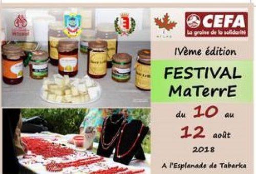 Al via il Festival MaTerrE