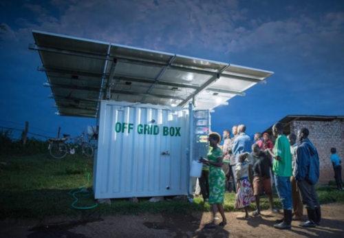 Energia e acqua pulita in Somalia