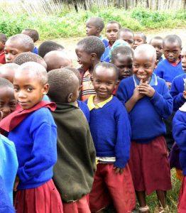 sostegno a distanza CEFA per i bambini della Tanzania